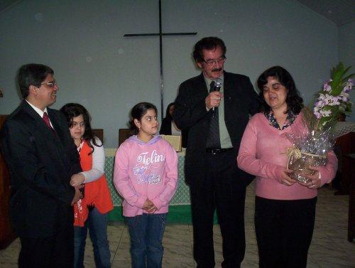 Pr. Luiz e Família